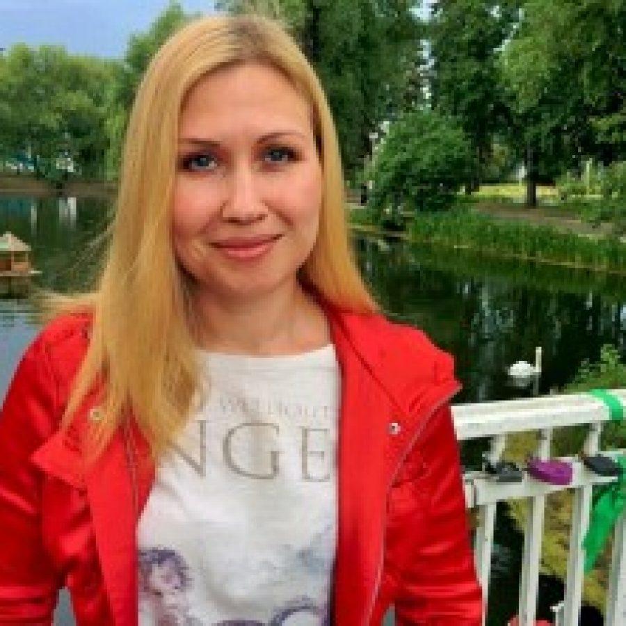 Татьяна Кончина, инструктор Тета Хилинг